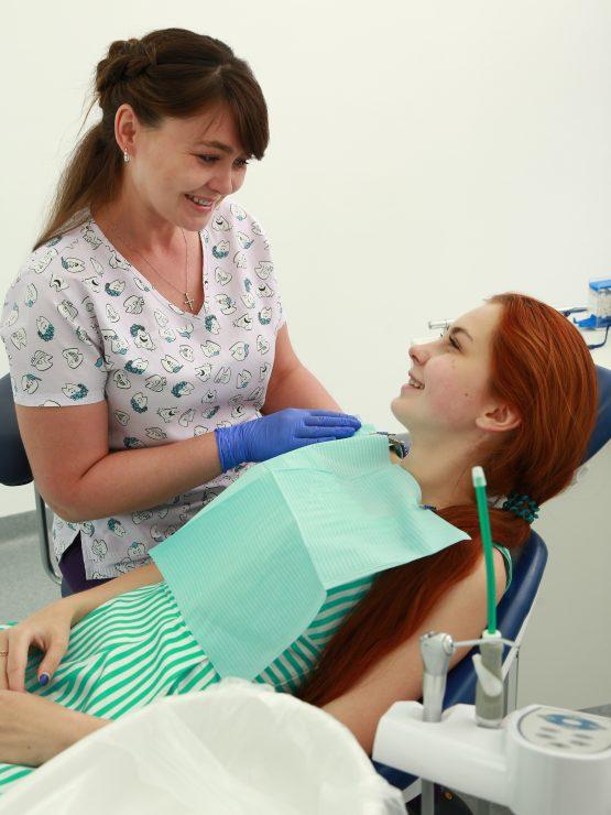 стоматолог-ортопер- хирург киев