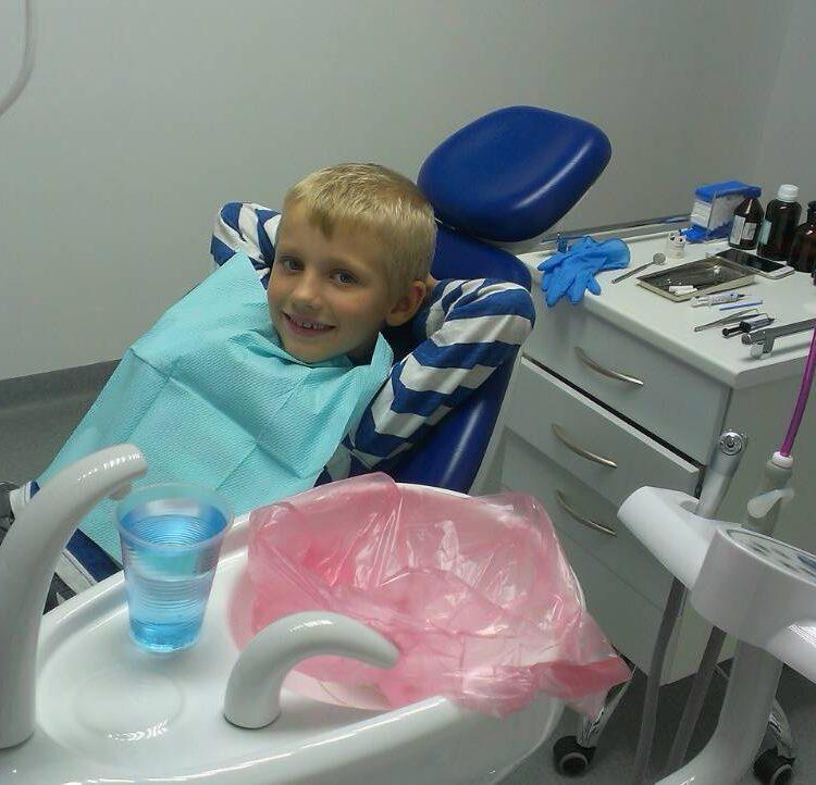детский стоматолог санидент киев