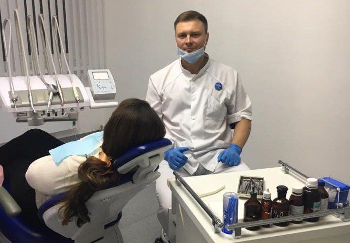 прием у хирурга - стоматолога