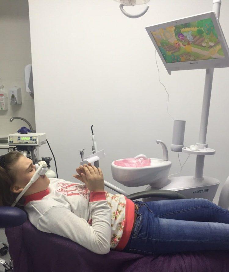лечение зубов под наркозом киев