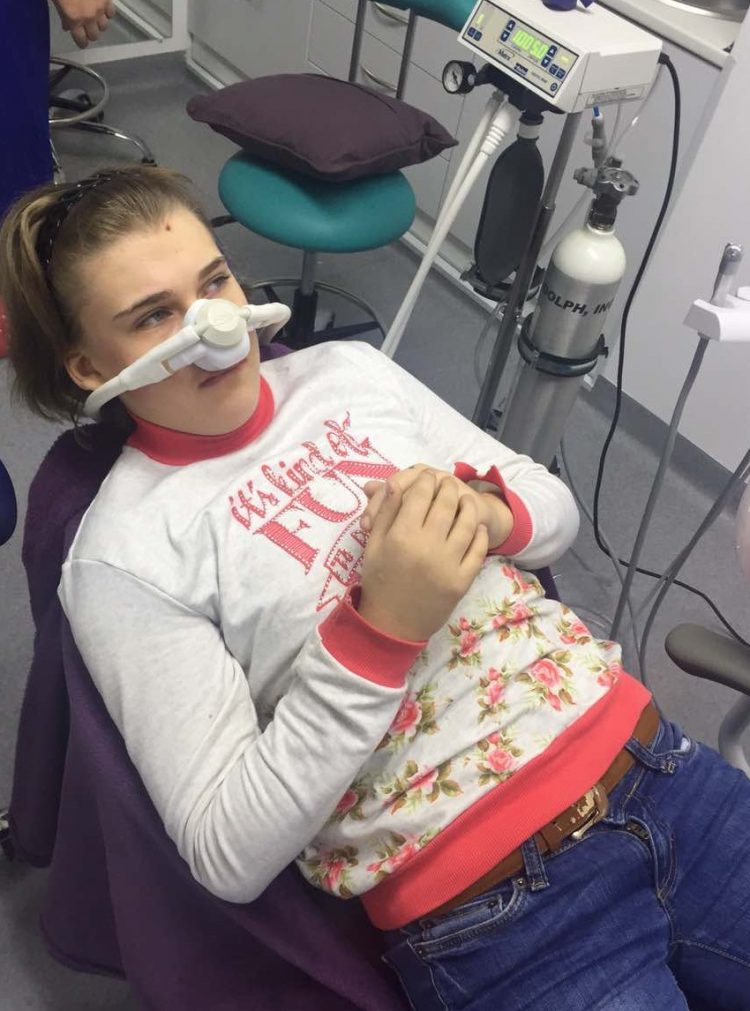лечение зубов под седацией киев