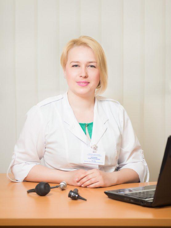 лор врач отоларинголог киев